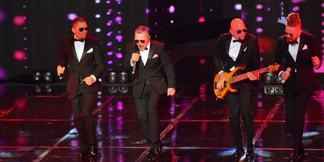 La dinastía Rosario: linaje musical de 4 décadas