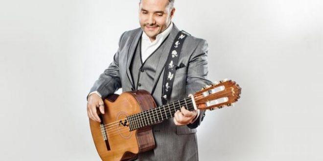 Pavel Núñez iniciará año musical en Lucía
