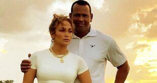 Jenifer López y Alex Rodríguez terminan su relación