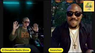 Entrevista Seanchez en El Desakto Radio Show de Delicia Fm